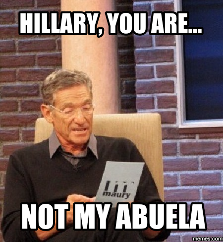 Hillary Abuela
